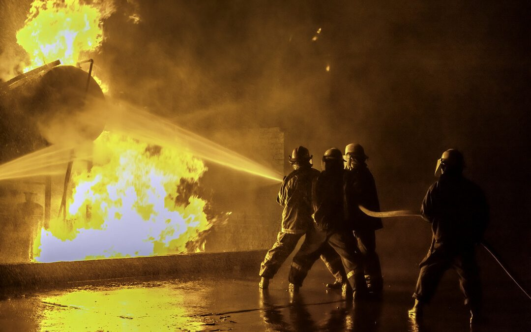 Fire Trucks Don't Prevent Fires: A Critical Lesson in Active Shooter Prevention and Response